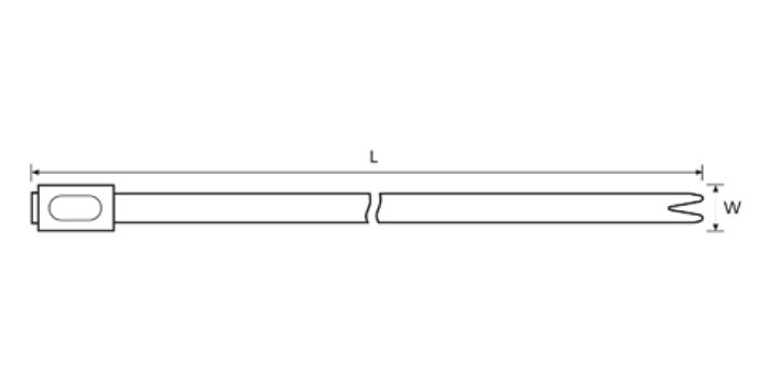 Cable Steel Tie